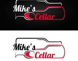 """nº 80 pour Design a Logo for """"Mike's Cellar"""" par TemplateDigitale"""
