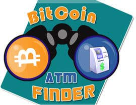 #32 for Design a Logo and App Icon for Bitcoin ATM Finder by sankethshetty916