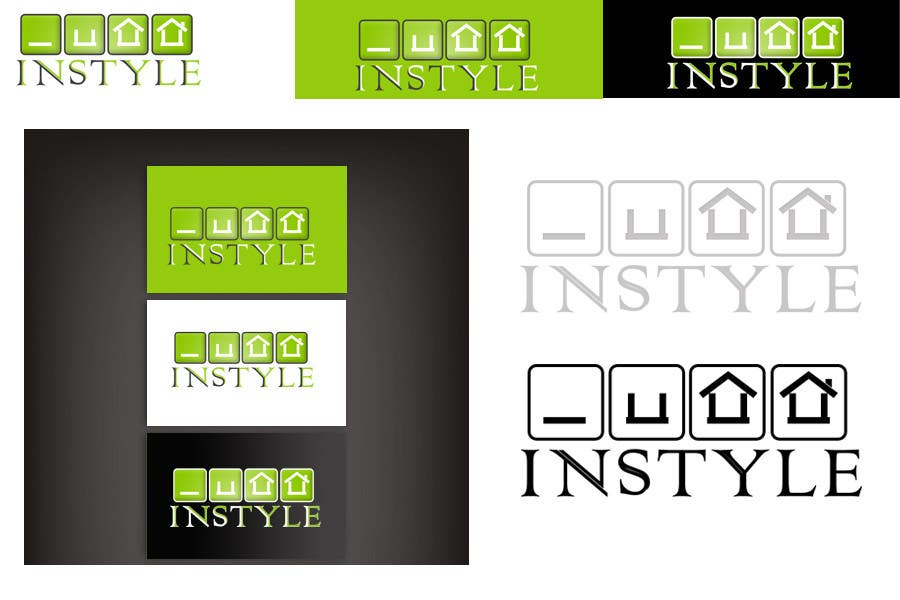 Konkurrenceindlæg #203 for Logo Design for InStyle Property Transformations