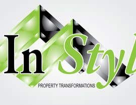 #218 para Logo Design for InStyle Property Transformations por saledj2010