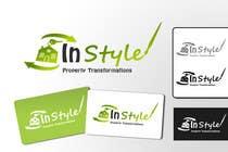 Graphic Design Entri Peraduan #306 for Logo Design for InStyle Property Transformations