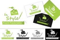 Graphic Design Entri Peraduan #192 for Logo Design for InStyle Property Transformations