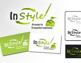 #305 para Logo Design for InStyle Property Transformations por UtopianMeego