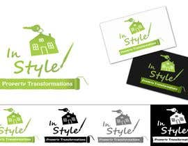 #191 para Logo Design for InStyle Property Transformations por UtopianMeego
