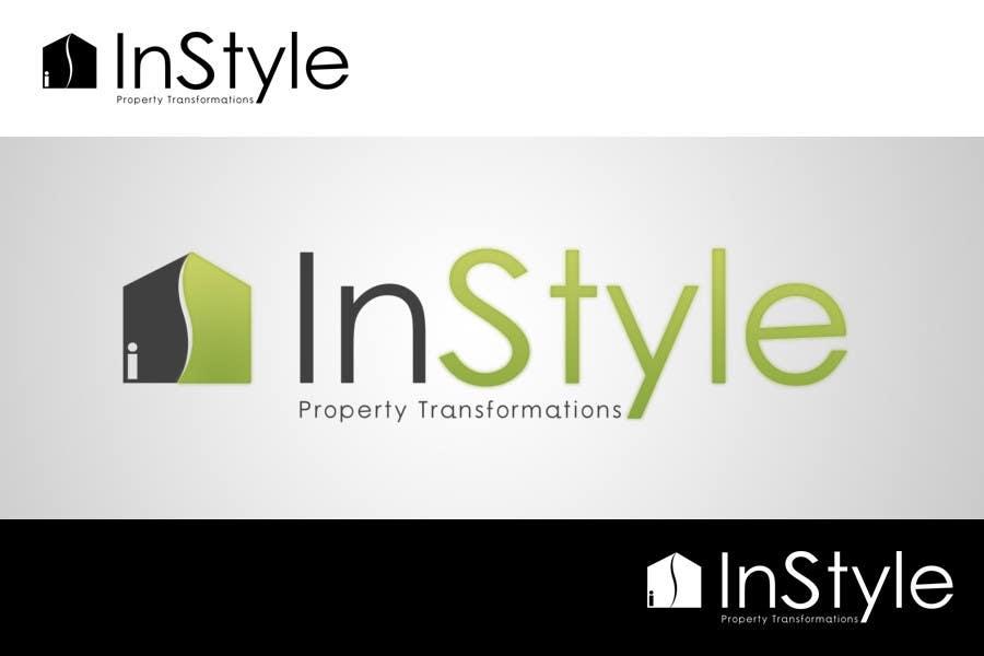 Penyertaan Peraduan #209 untuk Logo Design for InStyle Property Transformations