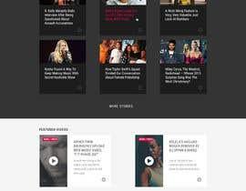 TrapperTech tarafından Upgrade a website design (PSD) için no 87