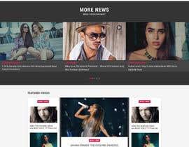 geniedesignssl tarafından Upgrade a website design (PSD) için no 88