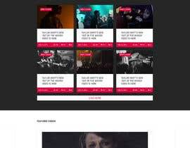 Ankur0312 tarafından Upgrade a website design (PSD) için no 85