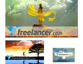 #20 for Design a Banner advertisement for Freelancer.com by elbgal