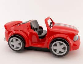 #37 untuk Do some 3D Modelling - Create Kiddie Ride - Race Car oleh peterkunstbahn