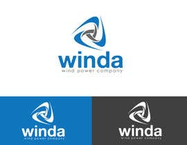 #104 for Design a Logo for Winda by alexandracol