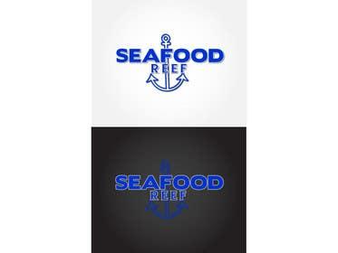 lejpodjekle tarafından Design a Logo SEAFOOD reef için no 34