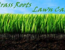 "nº 15 pour Logo for  ""Grass Roots Lawn Care"" par lifred"