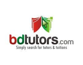 DesignMill tarafından Logo Design for bdtutors.com (Simply Search for tutors & tuitions ) için no 122