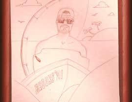 fragment33 tarafından 21st Birthday Cartoon Picture Design için no 22