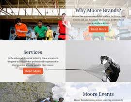 scvoyager tarafından Design a Clean and Professional Website Mockup için no 24