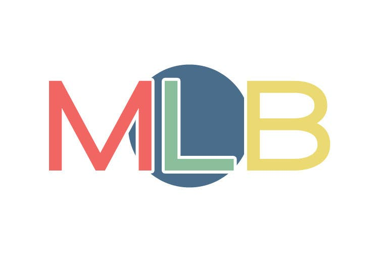 entry 81 by vladspataroiu for design a logo for three letters mlb