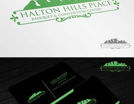nº 30 pour Design a logo and Business Cards for Halton Hill Banquet and Convention Centre par sreesiddhartha