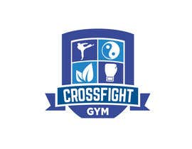 #3 for Crossfight Gym logo design by Jevangood