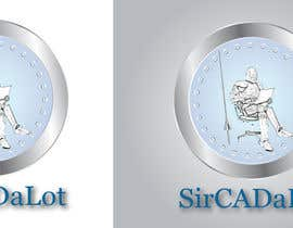 #4 untuk Seeking for a Logo that reflects my vision of SirCADaLot.com oleh jorgejeandet