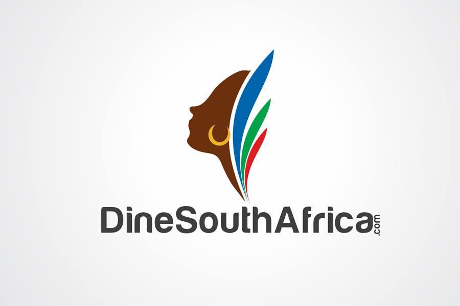 Bài tham dự cuộc thi #76 cho Logo Design for DineSouthAfrica.com