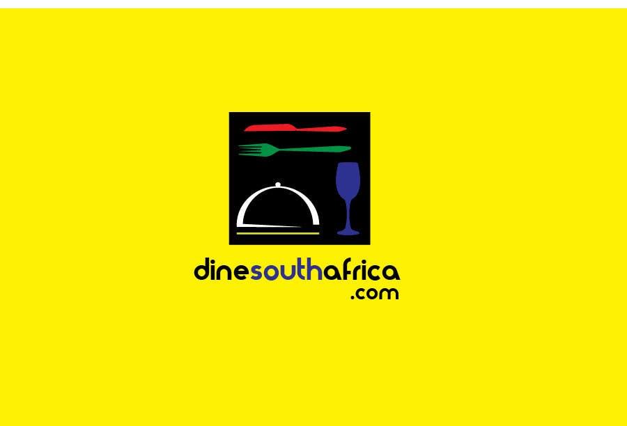 Bài tham dự cuộc thi #                                        66                                      cho                                         Logo Design for DineSouthAfrica.com