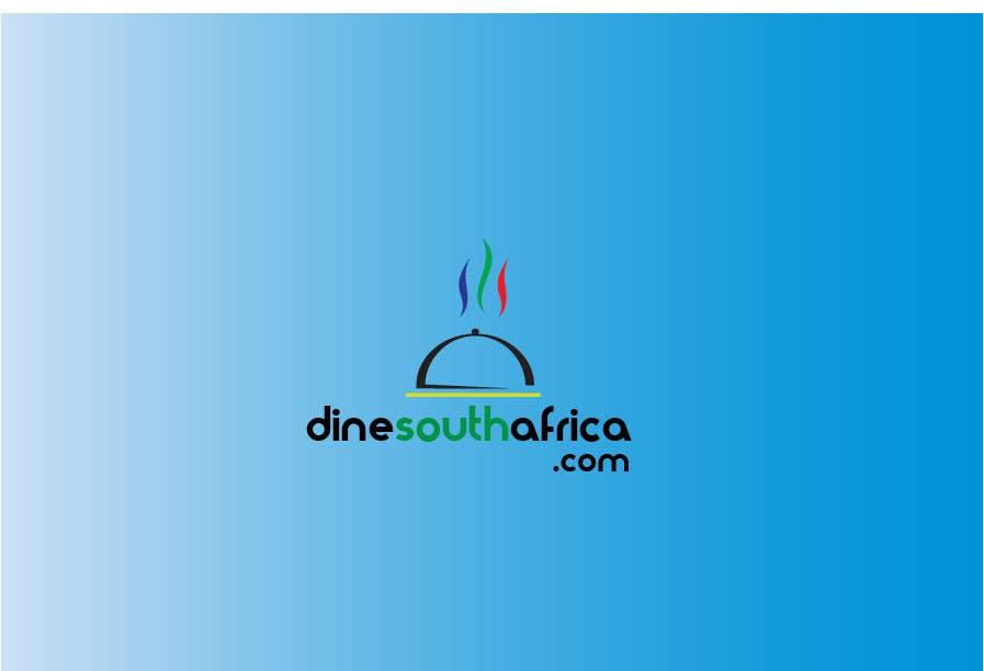 Bài tham dự cuộc thi #64 cho Logo Design for DineSouthAfrica.com