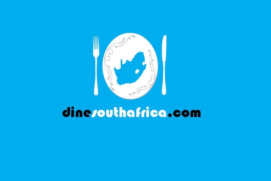 Bài tham dự cuộc thi #60 cho Logo Design for DineSouthAfrica.com