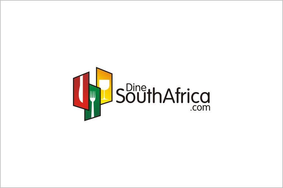Bài tham dự cuộc thi #                                        55                                      cho                                         Logo Design for DineSouthAfrica.com