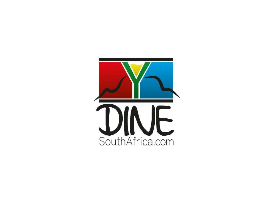 Bài tham dự cuộc thi #19 cho Logo Design for DineSouthAfrica.com