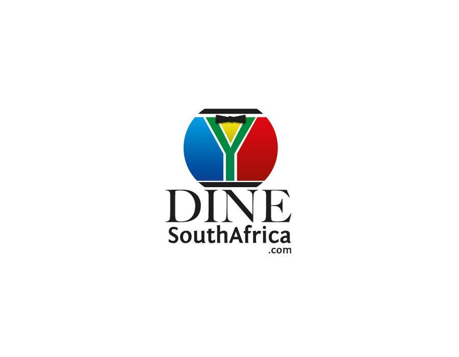 Bài tham dự cuộc thi #                                        31                                      cho                                         Logo Design for DineSouthAfrica.com