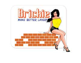 "#3 untuk Design a T-Shirt  Logo for ""Brickies make better layers"" oleh antampham2"