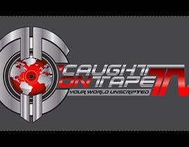 #1295 cho Design a Logo for Caught On Tape TV bởi Watfa3D