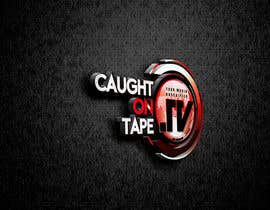 nº 1269 pour Design a Logo for Caught On Tape TV par vinayvijayan