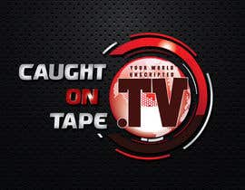 nº 1281 pour Design a Logo for Caught On Tape TV par vinayvijayan