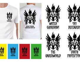 #33 untuk T-shirt Design for University in Singapore oleh DesignPRO72