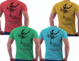 #35 для T-shirt Design for University in Singapore от vishmith