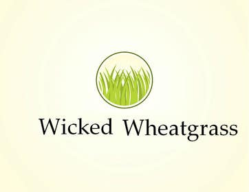 #21 for Design a Logo for Wicked Wheatgrass af cristinandrei