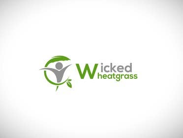 #43 for Design a Logo for Wicked Wheatgrass af tfdlemon