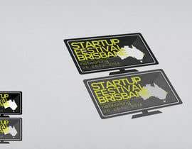 #22 for Design a Logo for Startup Festival Brisbane af CIPRIAN1