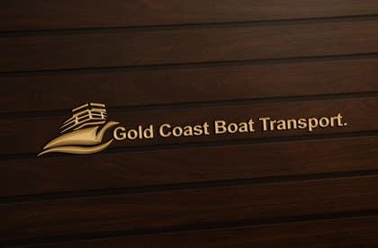 mudassiralibk tarafından Design a Logo for a Boat Transport company için no 9