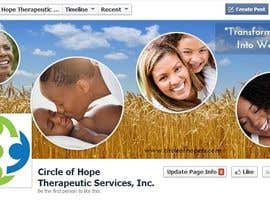 #24 cho Design a Facebook landing page for Circle of Hope Therapeutic Services, Inc. bởi haldaratreyi