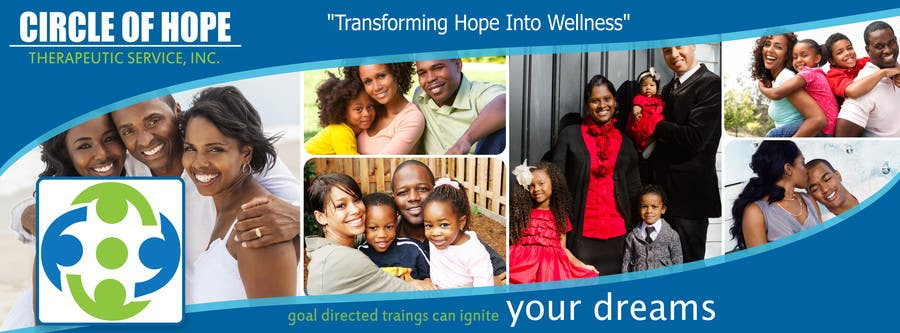 Proposition n°38 du concours Design a Facebook landing page for Circle of Hope Therapeutic Services, Inc.