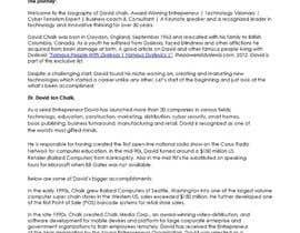 edwardazarak tarafından Design a PDF for me from a word doc için no 6