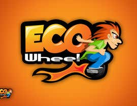 #100 untuk Design a Logo a latest innovation - Eco Wheel oleh rogeliobello