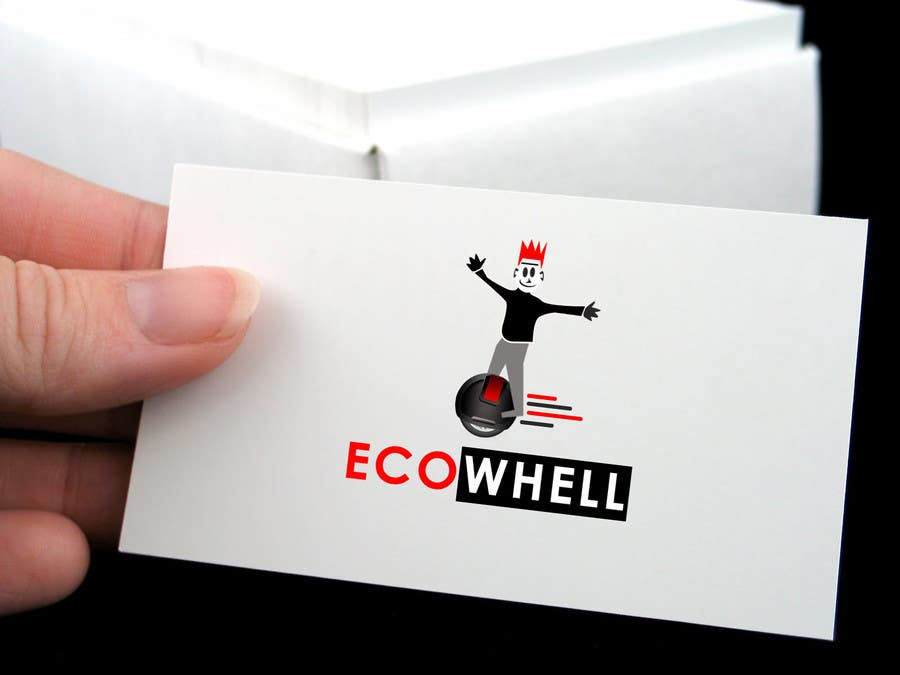 Contest Entry #71 for Design a Logo a latest innovation - Eco Wheel
