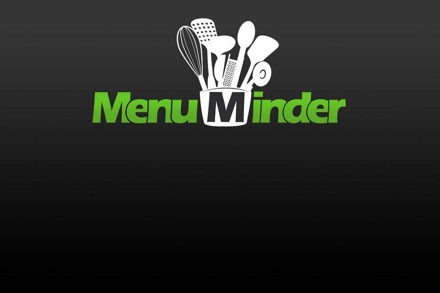 Proposition n°97 du concours Logo Design for MenuMinder