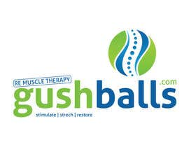 #111 for Design a Logo for Massage Balls af sagorak47