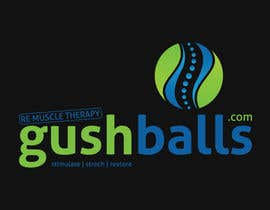 #112 for Design a Logo for Massage Balls af sagorak47