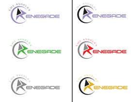 Nro 266 kilpailuun Design a Logo for RenegadeLA käyttäjältä stamarazvan007